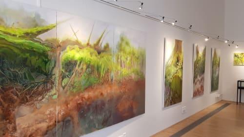 Art by Bgr / Benedicte Grange Rogulski - Paintings and Art