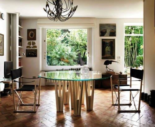Tables by Manifesto Design seen at Private Residence - Gaudi Table