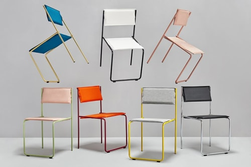 Cuatro Cuatros - Chairs and Furniture