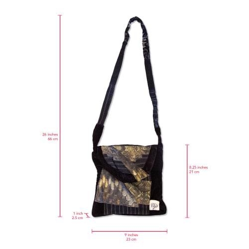Apparel & Accessories by Ri Anderson seen at Creator's Studio, San Miguel de Allende - Snakeskin Steady Handbag