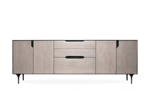 Furniture by Lumifer by Javier Robles seen at Private Residence - TITAN Credenza
