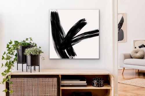 Paintings by Brooke Rowlands seen at Private Residence, Oklahoma City - Peak