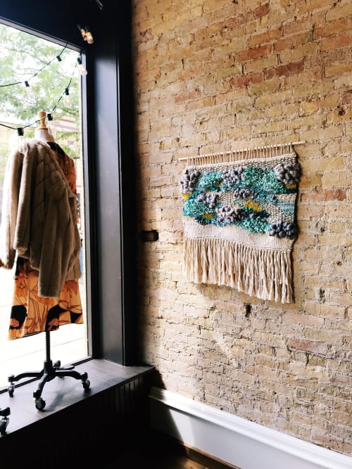 Wall Hangings by Katie Boland Design seen at the Revival, Neenah - Spring Blooms