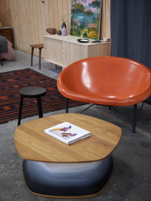Tables by Model No. Furniture seen at Bay Area Made x Wescover 2019 Design Showcase, Alameda - 116 Coffee Table