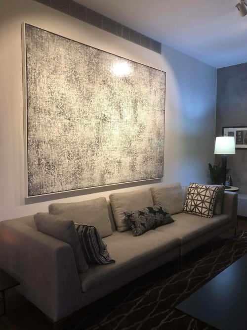 Interior Design by Wilson Lin seen at Private Residence, Melbourne - Client`s house in Toorak
