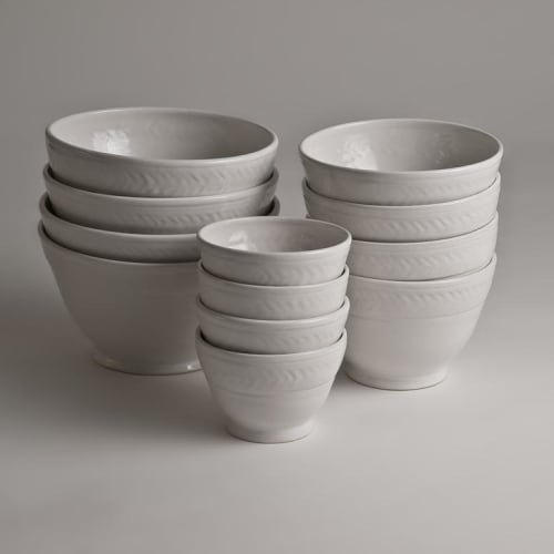 Tableware by Charlotte Storrs seen at Private Residence, Abingdon - Bowls