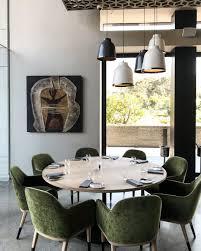 Lighting Design by Rial Visagie forRialheim Ceramics seen at The Skotnes Restaurant, Cape Town - Norval gallery - Skotness Restaurant