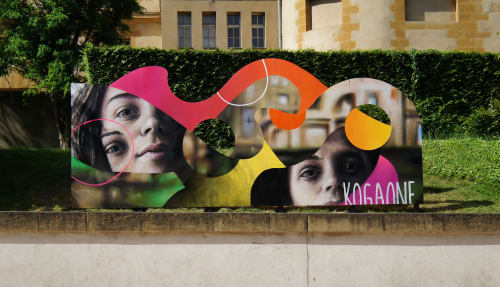 Kogaone - Street Murals and Public Art