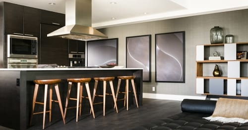 Interior Design by BBA Design Consultants Inc. seen at Private Residence, Calgary - Interior Design