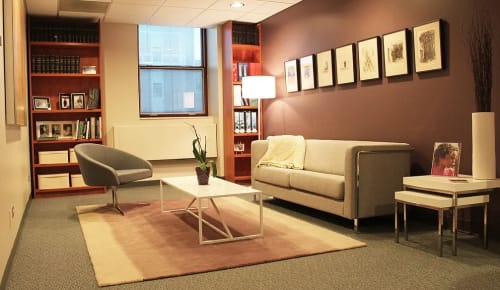 Interior Design by Brianne Bishop Design seen at UIC Division of Gastroenterology and Hepatology, Chicago - Interior Design