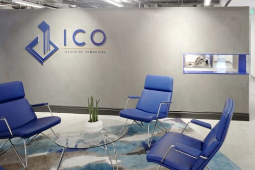 Ico Development By Ivning Seen At Group Of Companies