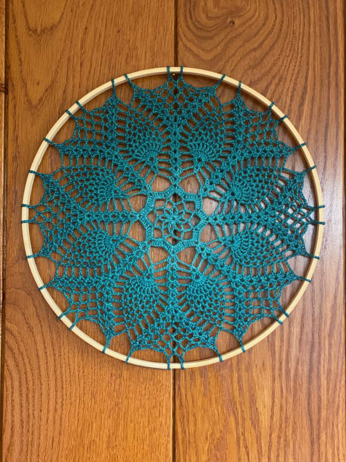Wall Hangings by Woolly Fingers seen at Private Residence - Petit Mandala