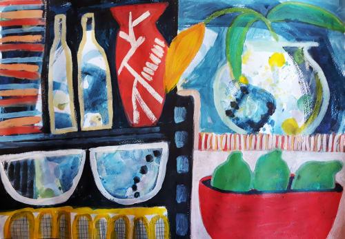 Rhonda Davies Art - Paintings and Art