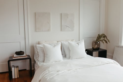 Paintings by Monica Curiel seen at Private Residence, Kansas City - White Sands, 2021