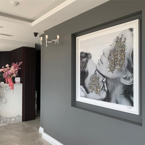 Photography by Dina Broadhurst seen at RACHAEL LOUISE MEDISPA, Drummoyne - Love Connection