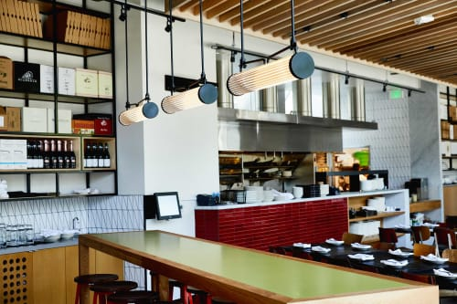 Interior Design by ROY at a Mano, San Francisco - Interior Design