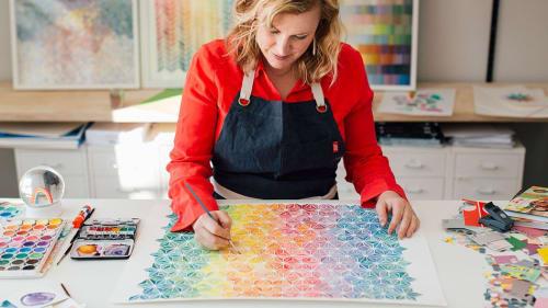 Josie Lewis Art - Public Mosaics and Art