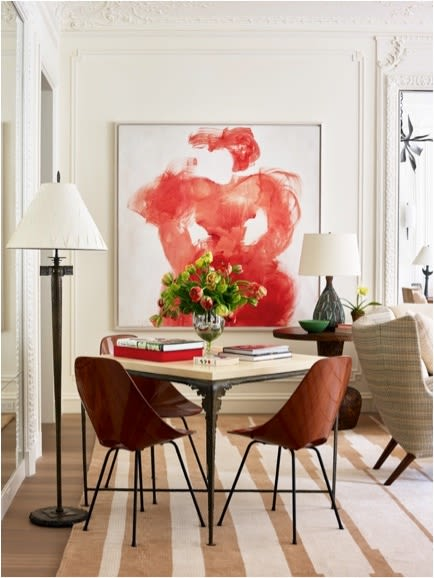 Lamps by WP Sullivan seen at Private Residence - Upper West Side, New York - Signal