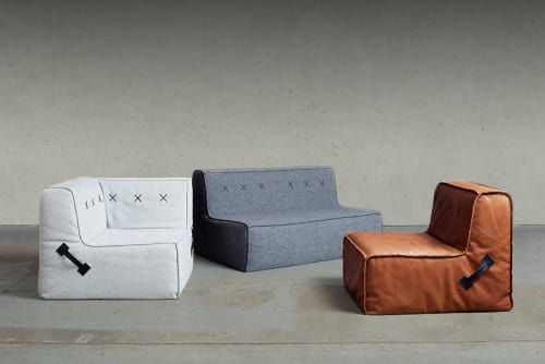 Couches & Sofas by Koskela seen at 55 Pyrmont St, Pyrmont - Quadrant Soft Sofa