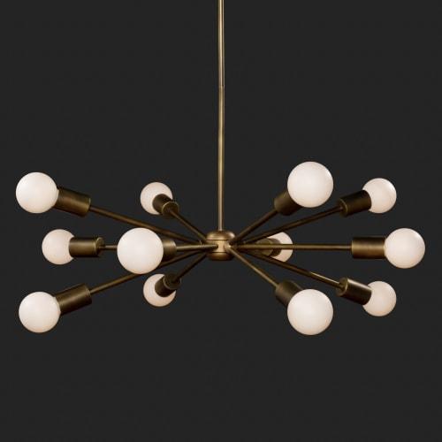 Chandeliers by Southern Lights Electric - Sputnik Chandelier