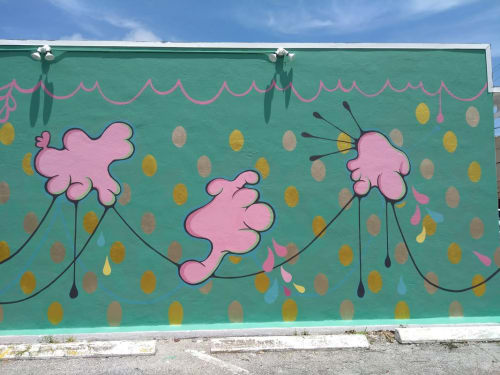 Vickie Pierre - Murals and Art