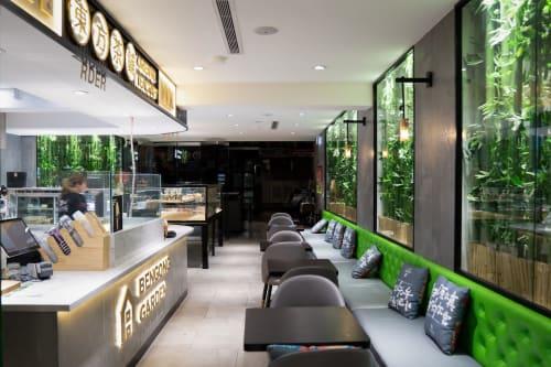 Bengong Garden, Bakeries, Interior Design