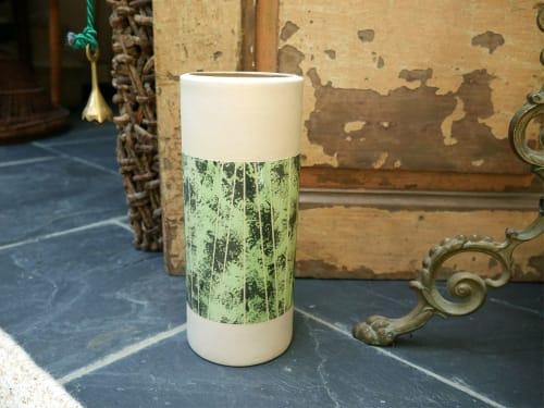 Vases & Vessels by Helen Jones Ceramics seen at Bath, Bath - Strata Vase