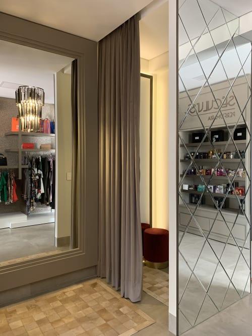 Interior Design by Caroline Sfredo seen at Nova Mutum, Nova Mutum - SECULU'S