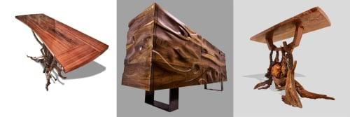 Roundwood Furniture. - Art