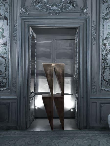 Furniture by Gustavo Martini at Palazzo Doria Pamphilj, Valmontone - Statera