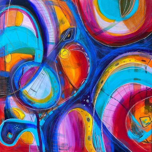 Karen O'Brien Fine Art - Paintings and Art