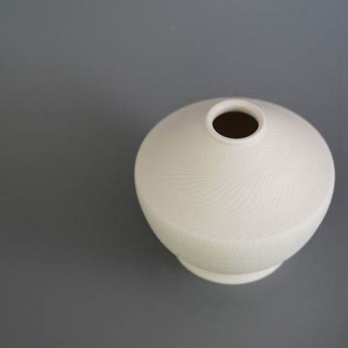 Vases & Vessels by Studio Cúze seen at Creator's Studio, Berlin - Helice VA Vase