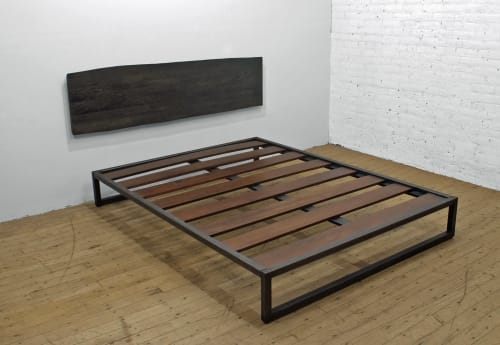 Beds & Accessories by From the Source - Kali Live Edge Headboard