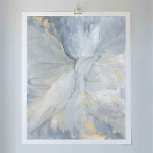 Soft Awakening - Canvas Print | Paintings by Julia Contacessi Fine Art