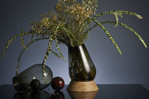 Vases & Vessels by ILANEL Design Studio P/L seen at Creator's Studio, St Kilda - Cannon Vase - Limited Edition of 6