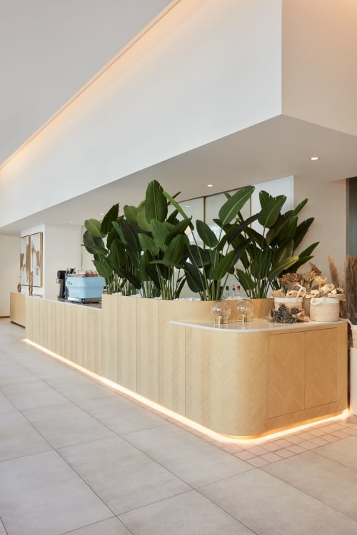 PARLOUR 2.0 | Interior Design by NAKKASH Design Studio
