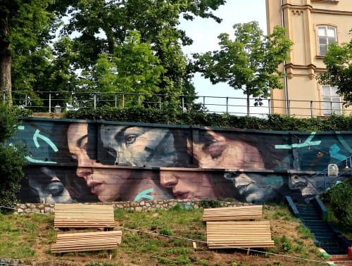 Guido Palmadessa - Street Murals and Public Art