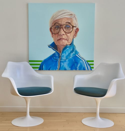 Shana Wilson: TIME Magazine Cover Artist - Paintings and Art