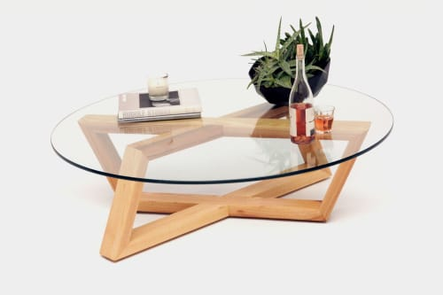 Tables by ARTLESS seen at Private Residence, Los Angeles - Focal Table