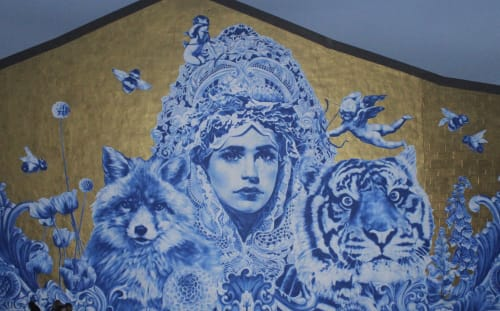 Anna Murphy - Murals and Paintings