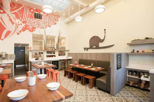 Interior Design by Gi Paoletti Design Lab seen at Dabba, San Francisco - Interior Design