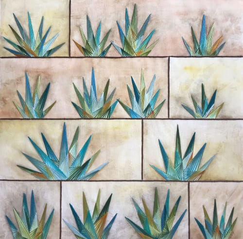 Laila Vazquez - Paintings and Art