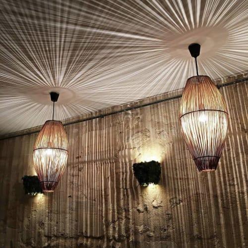 Lamps by Muubs seen at Bordeaux, Bordeaux - Lamp Fishtraps