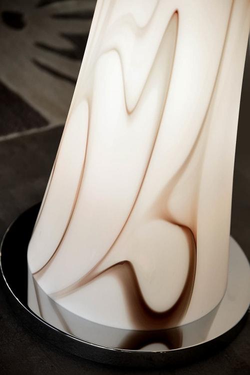 Lighting Design by Selène illuminazione seen at Creator's Studio, Venice - Clessidra