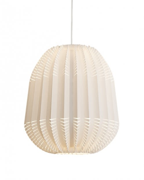 Pendants by Studio Snowpuppe seen at Private Residence, Amsterdam - Thistle Lamp