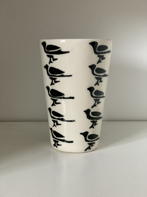 Cups by Anna Broström Ek seen at Private Residence, Gotland - Tall mug