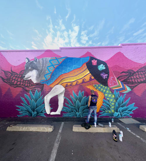 Jwlç Mendoza - Art and Street Murals