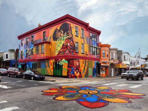 Betsy Z. Casanas - Street Murals and Murals