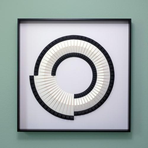Art & Wall Decor by Yossi Ban Abu seen at Wescover Gallery at West Coast Craft SF 2019, San Francisco - UnRoll