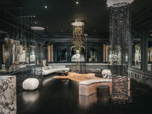 Art Curation by Alexandra Ray Art Advisory seen at Private Residence, San Francisco - Le Petit Trianon, San Francisco Decorator Showcase 2019